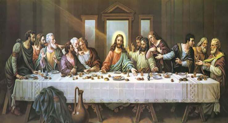 Αποτέλεσμα εικόνας για μυστικος δειπνος