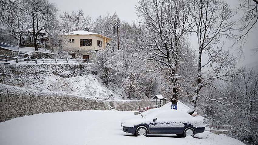 7dbe3f1aa0ed Επελαύνει η « Σοφία»  Χιόνια σε ολόκληρη τη χώρα  Εικόνες  - Ysterografo  News
